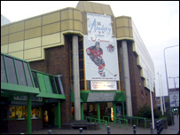 Wales National Ice Rink