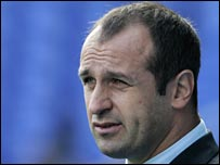 Sale Sharks director of rugby Philippe Saint-Andre