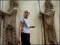 Parsi woman