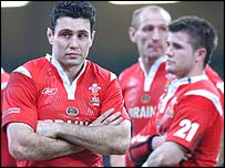 Wales' new captain Stephen Jones