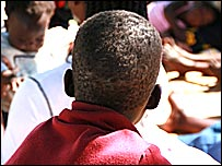Children living with HIV