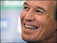 Former Italy coach John Kirwan