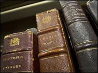 Stolen books