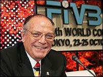 Rubén Acosta. Foto: sitio de la FVIB en internet.