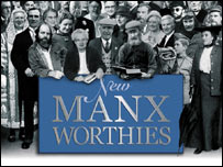 Cover of New Manx Worthies