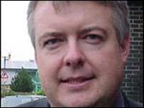 Carwyn Jones, environment minister