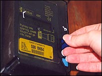 Pre-payment meter (picture: energywatch)