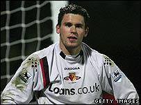 Watford goalkeeper Ben Foster