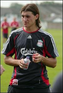 Gabriel Paletta. Foto: cortes�a Liverpool