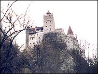 Castle Bran in Romania