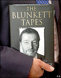 David Blunkett's book