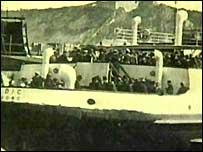 Nomadic carrying passengers