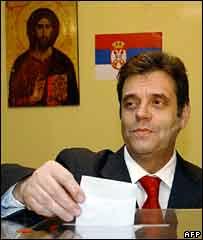 Prime Minister Vojislav Kostunica