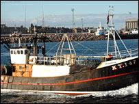 Meridian [Pic: David Linkie/Fishing News]