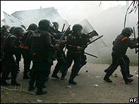Policía en Buenos Aires