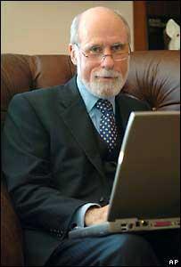 Vint Cerf, AP