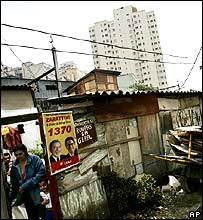 Sao Paulo slum