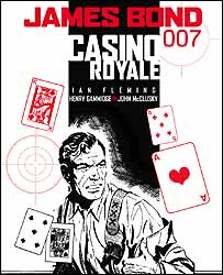 Casino Royale newspaper strip compilation (courtesy of Titan Books)