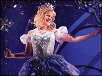 Helen Dallimore in Wicked