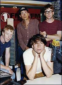 Blur in 1995