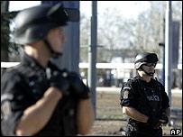 Policía argentino