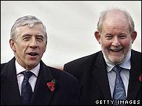 Jack Straw and Charles Clarke