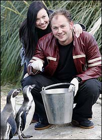 Joannah and Damon Barnard