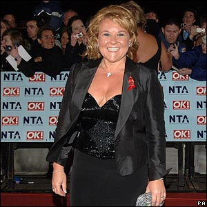 Corrie star Wendi Peters