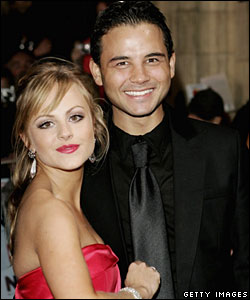 Coronation Street's Tina O'Brien and Ryan Thomas
