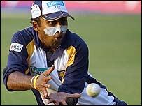 Sri Lanka skipper Mahela Jayawardene