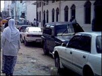 Mogadishu street