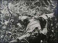 Man killed during Mau Mau rebellion