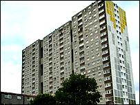 Sighthill flats