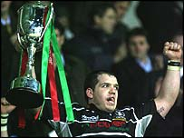 Ospreys captain Paul James