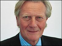 Former Conservative deputy prime minister Michael Heseltine