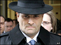 Convicted lobbyist Jack Abramoff (file picture, Jan 2006)