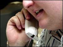Silent phone calls