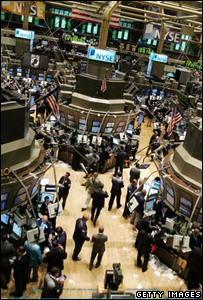 New York stock exchange (Getty Images)