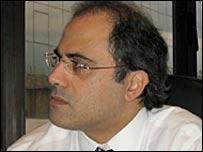 Lebanese finance minister, Jihad Azour