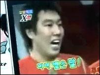 Comedian Yungchul Kim