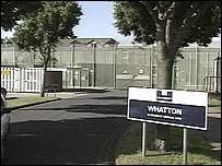 Whatton Jail