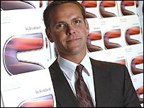 James Murdoch, BSkyB chief executive