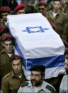Funeral at Mt Herzl, Jerusalem