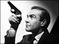 Sean Connery as James Bond - c 1962 Danjaq, LLC and United Artists. All rights reserved