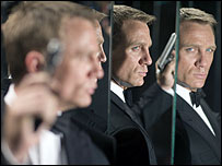 Daniel Craig in Casino Royale