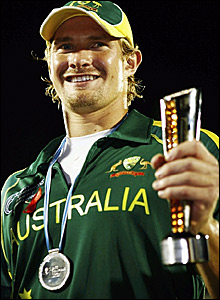 Man-of-the-match Shane Watson