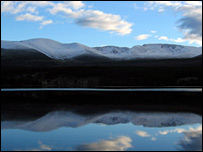 Cairngorms (Pic: Lindsay Cannon)