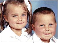 Caitlin and Aidan Samuel