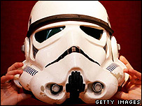 Imperial Star Wars helmet