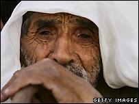 Palestinian man
